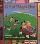 A Red Wagon Year by Kathi Appelt