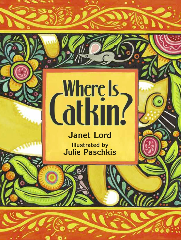 Where is Catkin? by Janet Lord