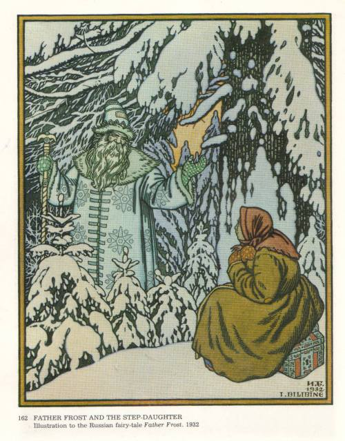 bilibin father frost