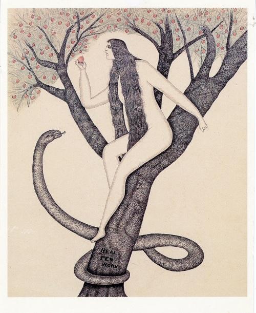 John H. Coates snake 1916