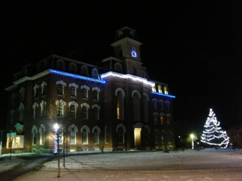 College Hall, VCFA