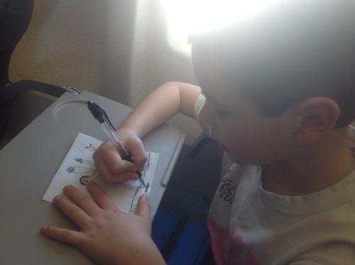 Trip to Hermosillo 01-13 Jackson Drawing