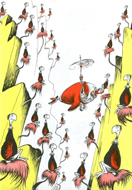 Scrambled Eggs Super detail-Dr Seuss-Random 1953
