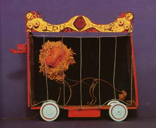 Circus Lion - Alexander Calder