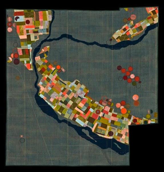 Smithsonian World Map Rug: Maps: Textiles, Textures, Texts