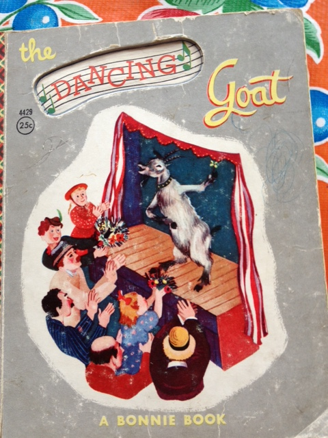 Dancing Goat by James and Jonathan, 1956