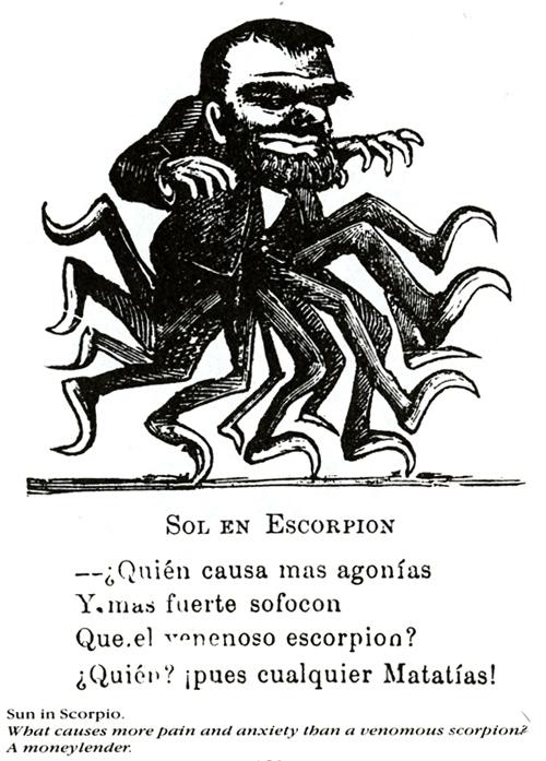 Sol en Escorpion - Jose Posada