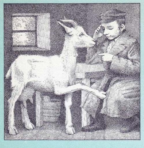 Maurice Sendak: Zlateh the Goat