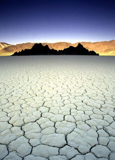Death Valley: Too Hot. [photographer unknown]
