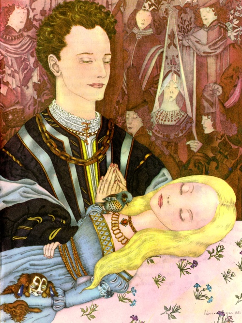 Adrienne Segur-The Sleeping Beauty