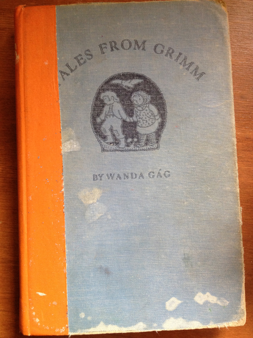 Gag Tales From Grimm book
