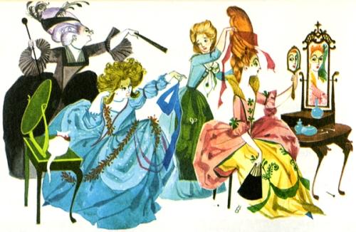 Gordon Laite-Cinderella's sisters