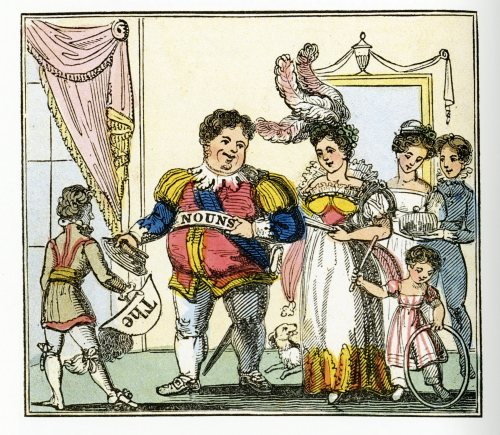 Nouns: An Infant's Alphabet 1822