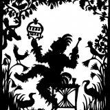 Lotte Reiniger papercut