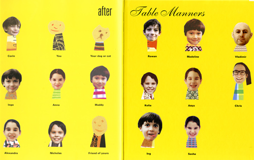 Table Manners-Raschka Radunsky 2