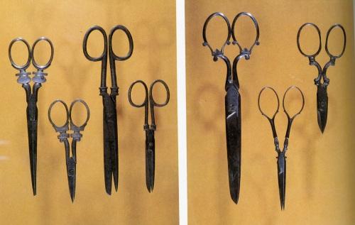 XIX scissors