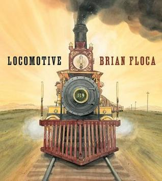 My Current Favorite: LOCOMOTIVE by Brian Floca. Big and beautiful and true! This is a book to spend hours pouring over....