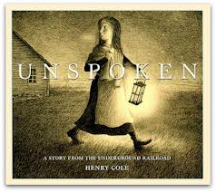 Unspoken by Henry Cole, a favorite which went unmentioned by the committee in 2013.