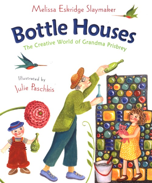 Bottle Houses cover