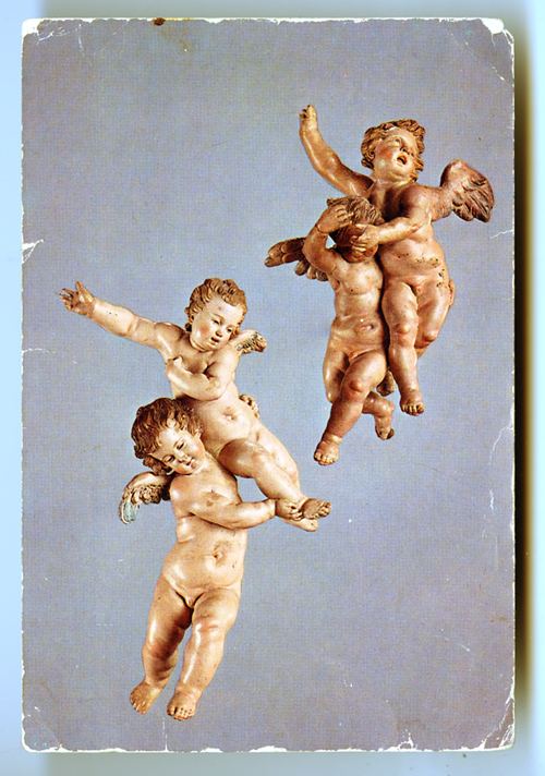 Cherubs-Neopolitan-mid 18th c