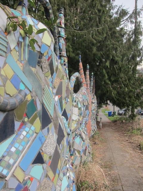 Tim Fowler wall