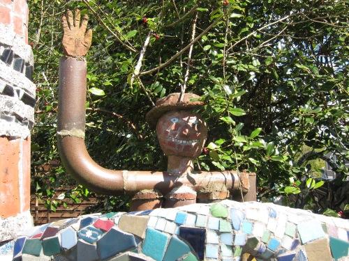 Tim Fowler sculpture