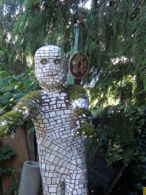 Tim Fowler mosaic