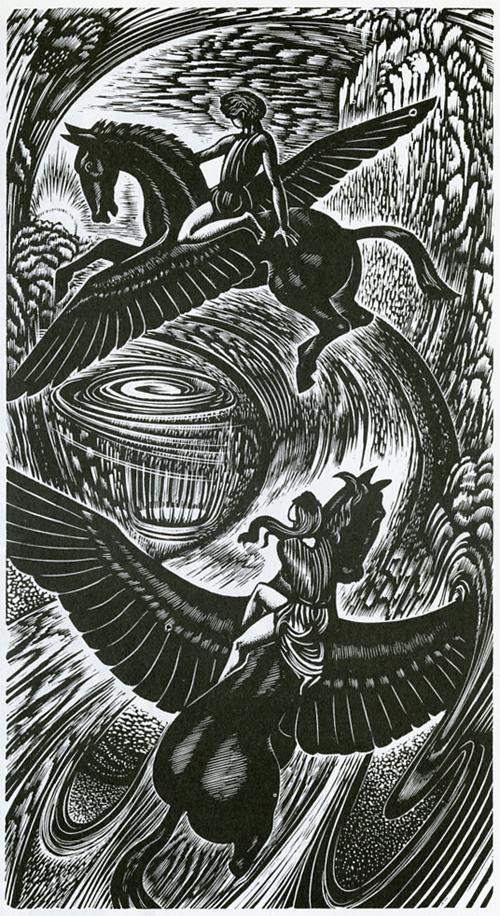 John Buckland-Wright -Endymion-1943
