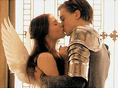 """My love is deep; the more I give to thee, the more I have...."" (Romeo and Juliet)"