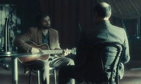 Llewyn's Audition with Al Grossman