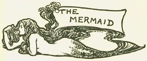 Eleanor Fortescue Brickdale-mermaid