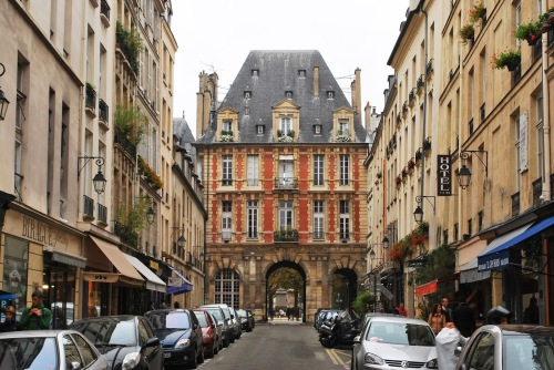 Paris Townhouse