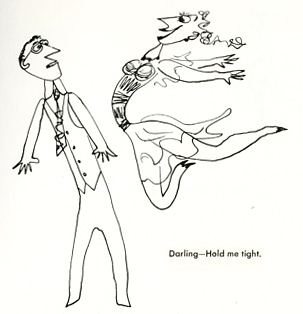 W Steig - Darling – Hold me tight.