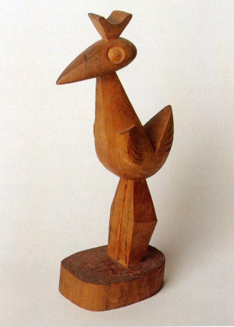steig sculpture