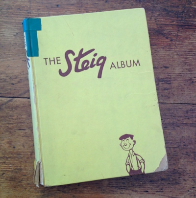 The Steig Album-cover