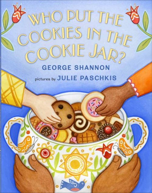 Cookie Jar front cover
