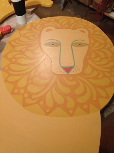 paschkis lion
