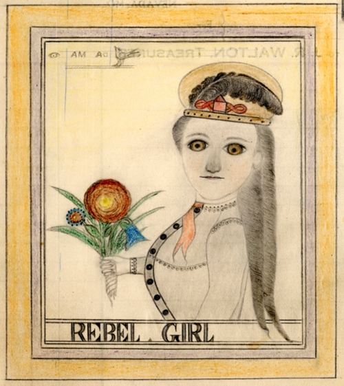 edward deeds rebel girl