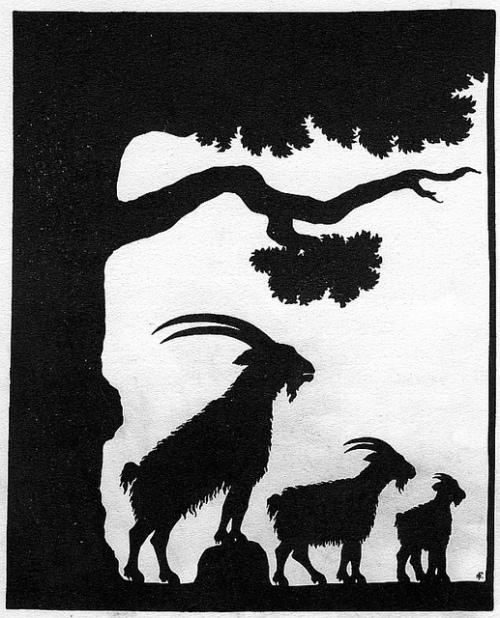 De Tre Bukke Bruse (The Three Billy Goats Gruff) 1