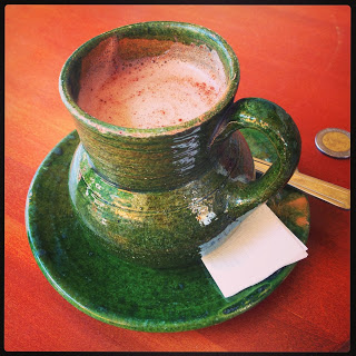 Oaxacas hot-chocolate