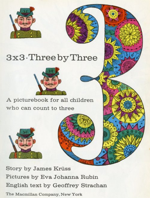 three by three 1963