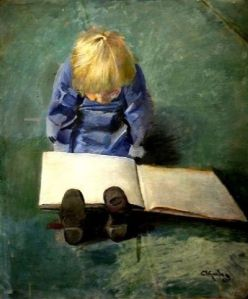 Christian Krohg  [Norwegian Realist Painter, 1852-1925]