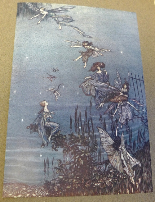 Rackham-Peter Pan-fairies