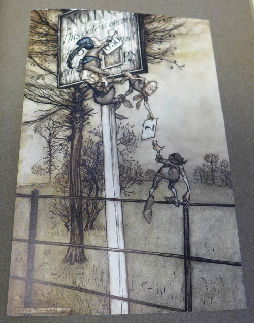 Rackham-Peter Pan-hours
