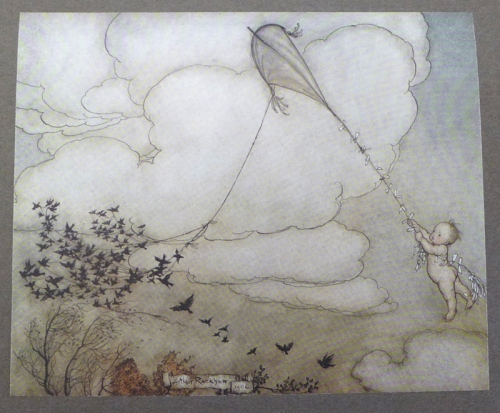 Rackham-Peter Pan-kite