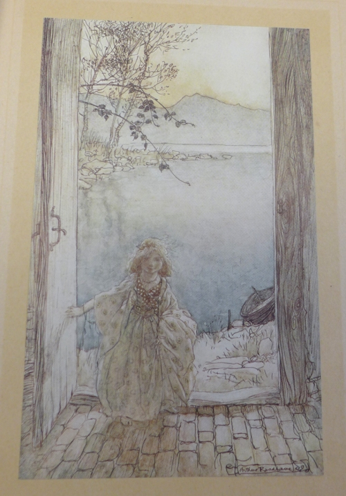 Rackham-Undine-beautiful little girl