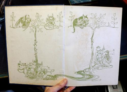 Rackham-Undine-endpaper