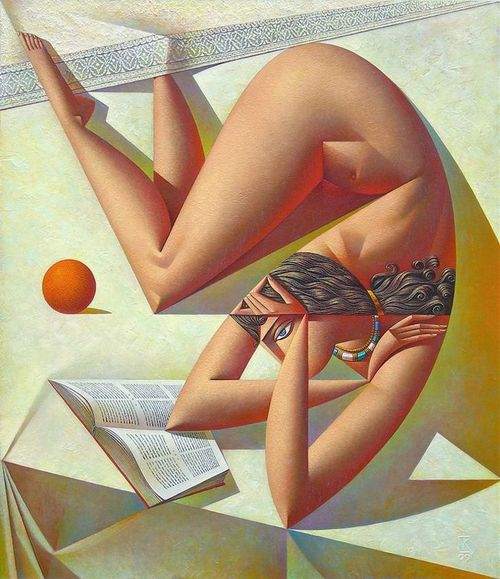 Art by Georgy Kurasov