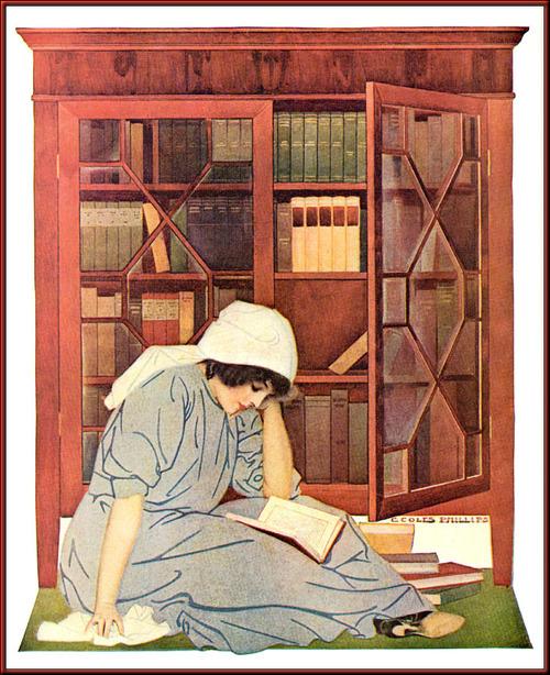 Illustrator C. Cole Phillips
