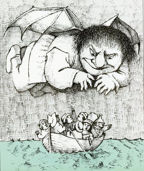 Maurice Sendak's Snorrasper